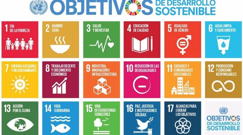 PARA QUE NADIE SE QUEDE ATRÁS: 17 objetivos para transformar nuestro mundo